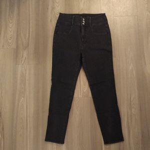 American Eagle Super Hi Rise jeans sz 12